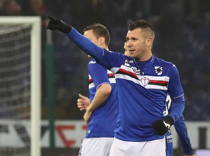 Il Bambino Antonio Cassano, que anda sin equipo, es otro de los jugadore...