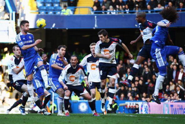 Chelsea fue un merecido ganador.
