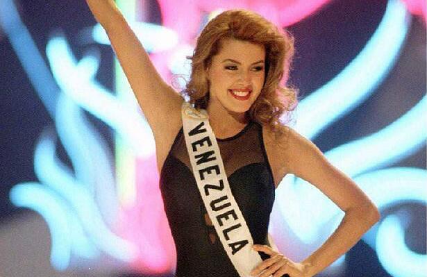 Alicia Machado cumple 21 años de ser reina de belleza
