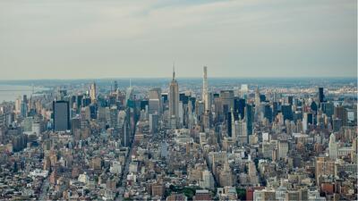 Cielo nublado y probabilidad de lluvias para la noche de este viernes en Nueva York