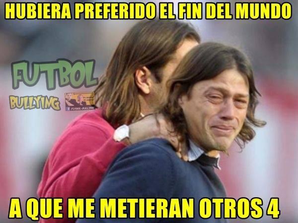 Los memes no perdonaron la goleada de Xolos a Chivas
