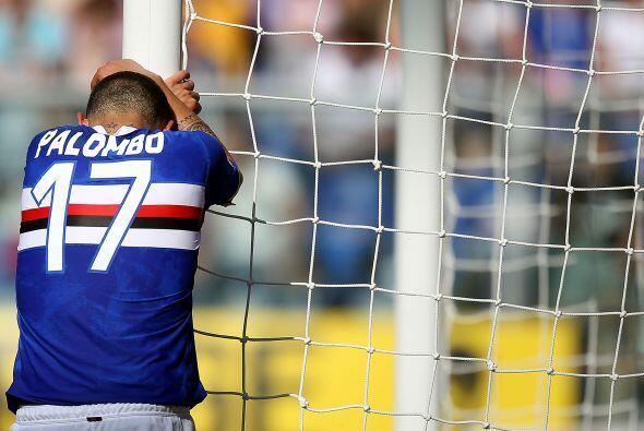 No se rían de Angelo Palombo, si ustedes también se la pas...