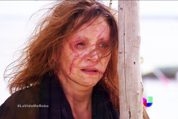¿Y qué tal el final de Graciela? Después de tantas mentiras se quedó aba...