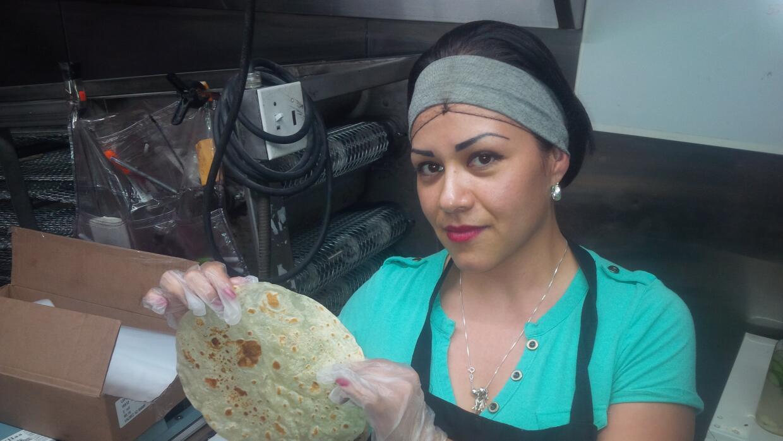¡Tortillas de Arizona se hacen famosas en el espacio!  IMG_20151222_1347...