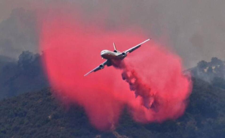 Incendios California julio 2017