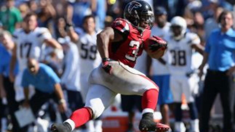 Contados los días de Turner con Falcons.