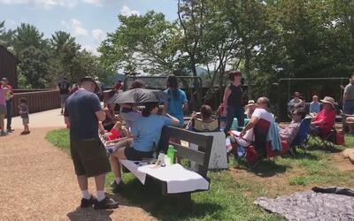 Viajeros llegan a Georgia para ser testigos del eclipse solar