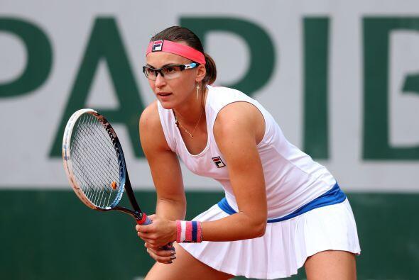 Ormaechea lo hizo al batir en dos sets a la kazaka Yaroslava Shvedova (f...