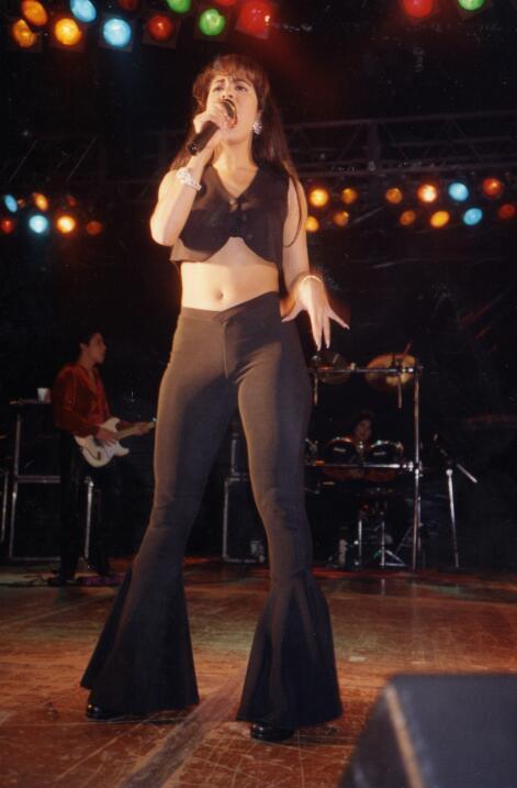 Guardaespaldas de Selena comparte sus fotos