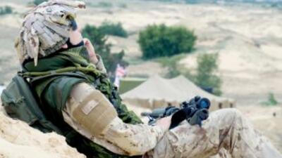 Inmigrantes están en la mira del Ejército de Estados Unidos.