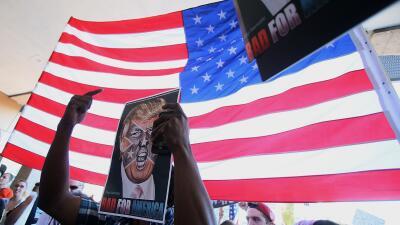 Protestas Trump Arizona