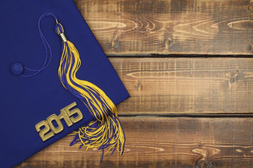 fiesta graduación