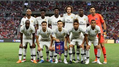 Ligue 1: todos a la caza del Paris-Saint Germain