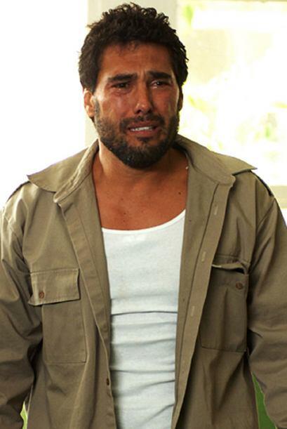 """Interpretó a """"Juan José""""."""