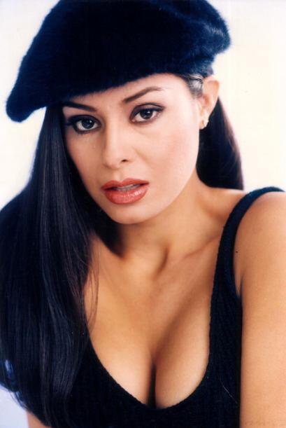 "Yadhira Carrillo encarnó a  ""María José"" en la telenovela."