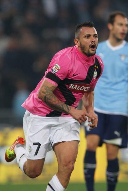 El gol llegaría al minuto 34 por obra de Simone Pepe.