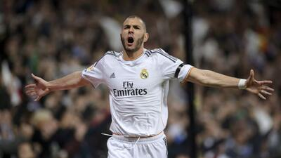 El delantero francés jugará cinco temporadas más con el Real Madrid.