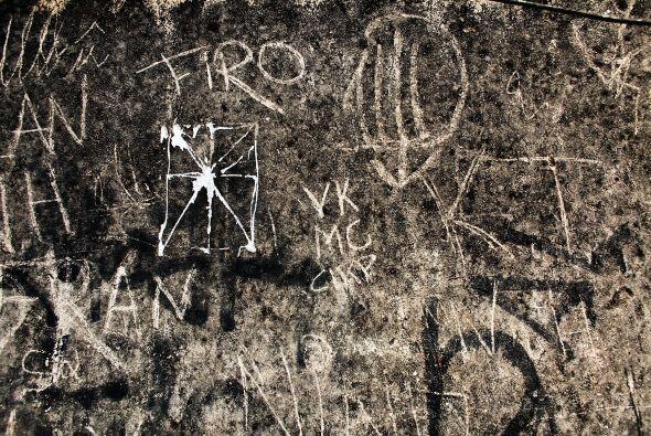 Sin embargo, algunos lo consideran expresiones del vandalismo.
