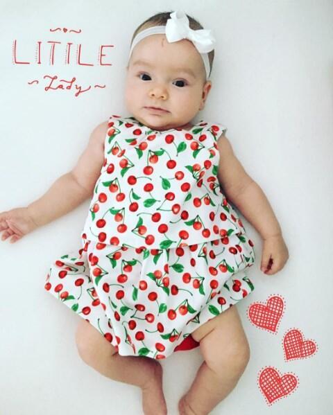 Baby Alana Pretto