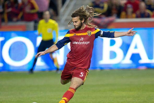 KYLE BECKERMAN (USA) | El eje de Real Salt Lake ganó la Copa Oro 2013 y...