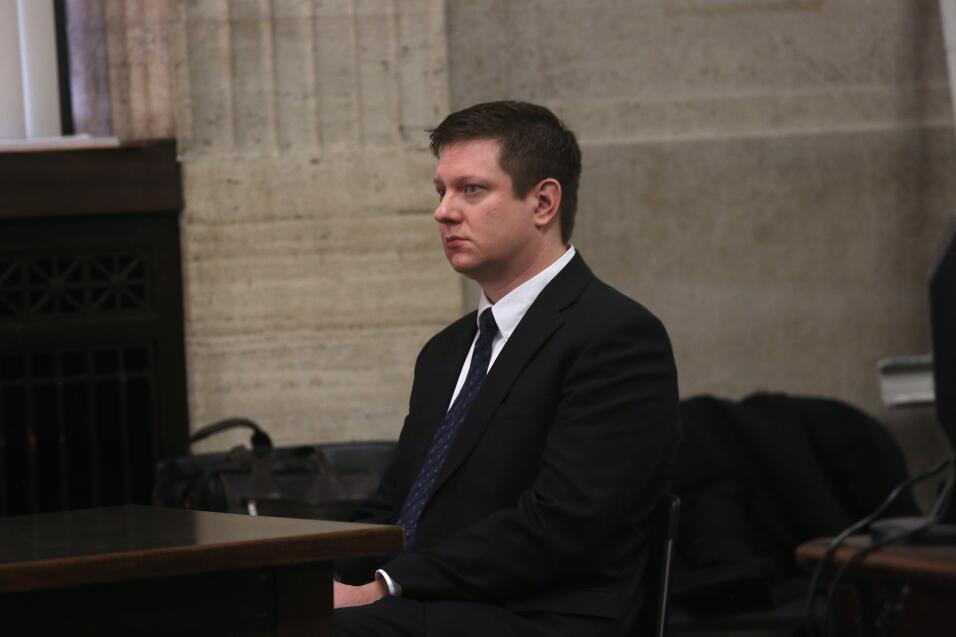 Jason Van Dyke en corte