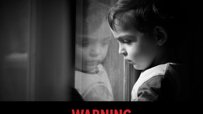 Ejemplo de etiqueta de advertencia sobre Cambio climático y asma