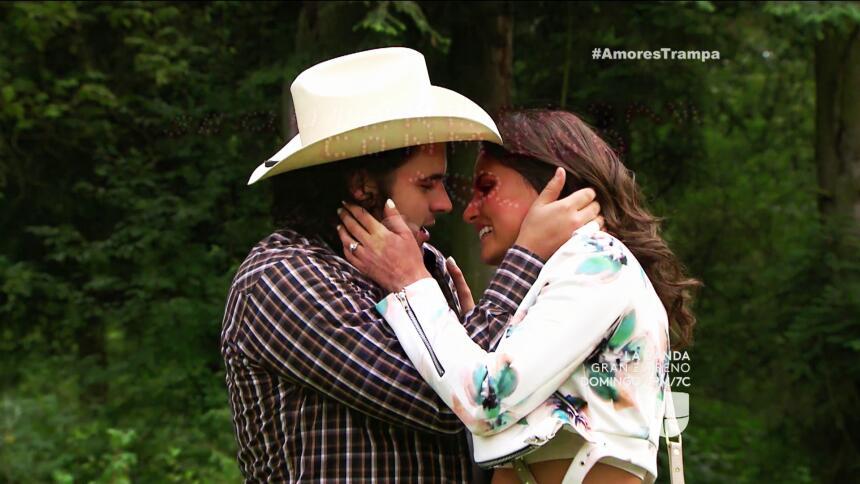 ¡Beto y Rocío ahora sí se nos casan!