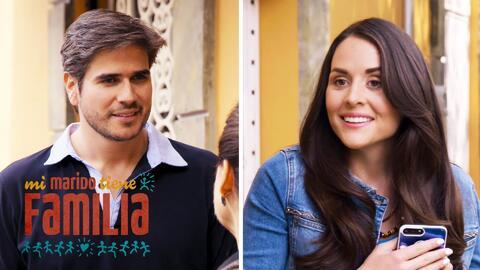 'Mi marido tiene familia' llegó a Univision con una historia lle...