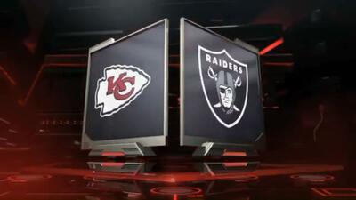 Highlights Semana 12: Kansas City Chiefs vs. Oakland Raiders