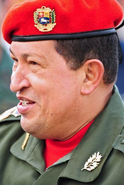 León dijo a la AP que aunque Chávez no ha resuelto problem...