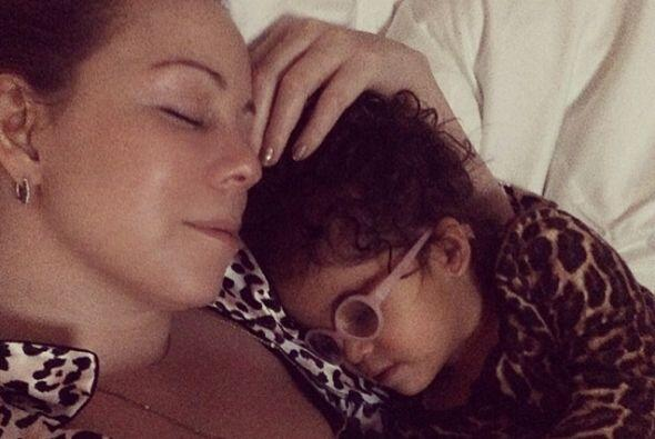 Mariah Carey cuenta con dos bebés hermosos. Mira aquí lo último en chismes.