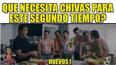 Chivas es finalista y los memes lo saben: las mejores burlas de la semifinal ante Red Bulls