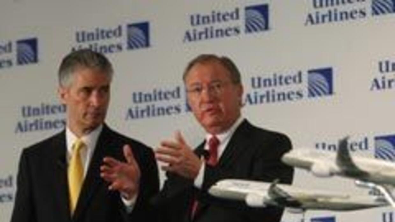 United Airlines y Continental se fusionarán para crear la mayor aerolíne...