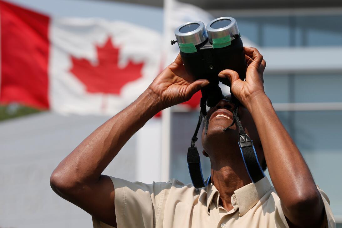 Eclipse Canadá