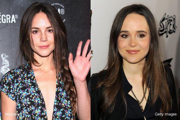 Wow, quién diría que Camila Sodi y la actriz Ellen Page tendrían algo en...