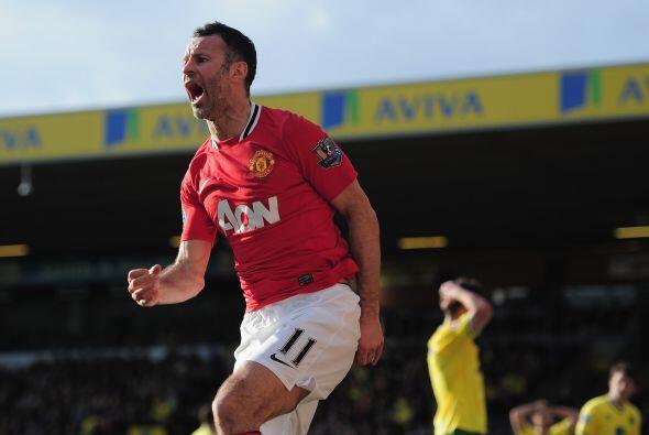 Ese gol significaba la victoria definitiva para el United, que salvó un...