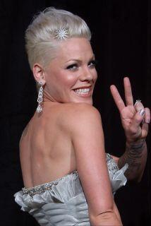 La revista US Weekly publicó que la cantante Pink se encuentra embarazad...
