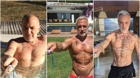 Gianluca Vacci cumple 50 años