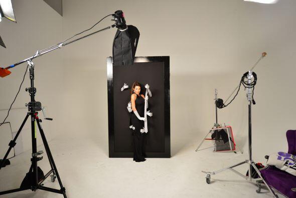 Ya las viste en la sensual sesión de fotos de '50 Shades of Grey'. Ahora...