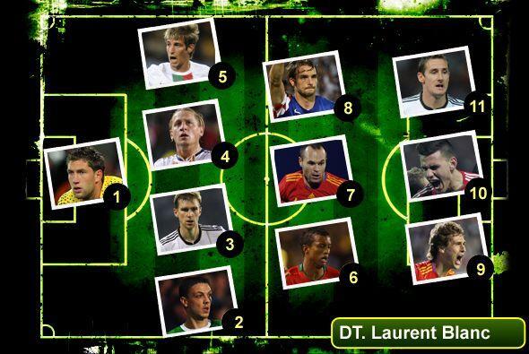 Aunque las Ligas europeas tuvieron descanso, 'El 11 de la semana de Euro...