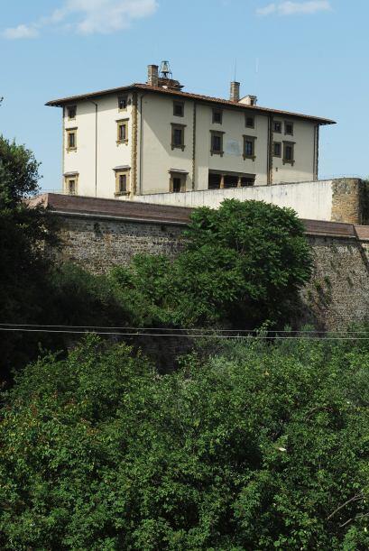 El Forte di Belvedere en Florencia, un lugar espectacular.Vota aqu&iacut...