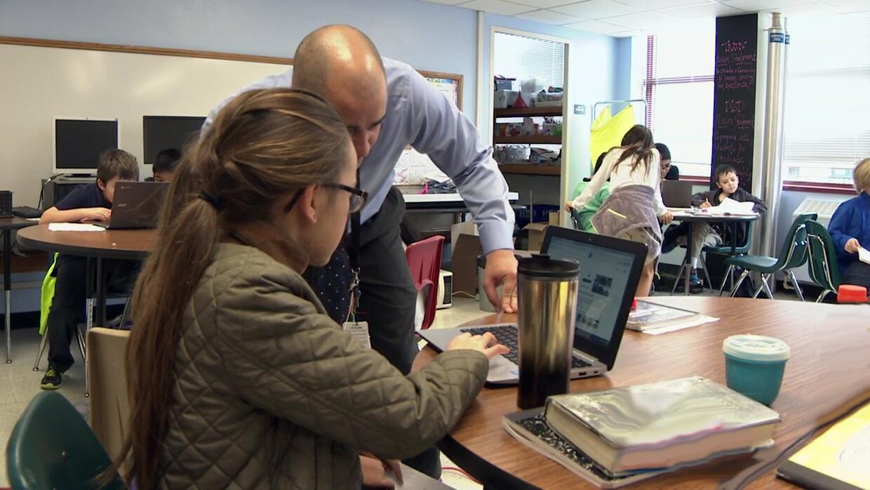 Muchos estudiantes ''sufren'' por la presión de aprobar el STAAR