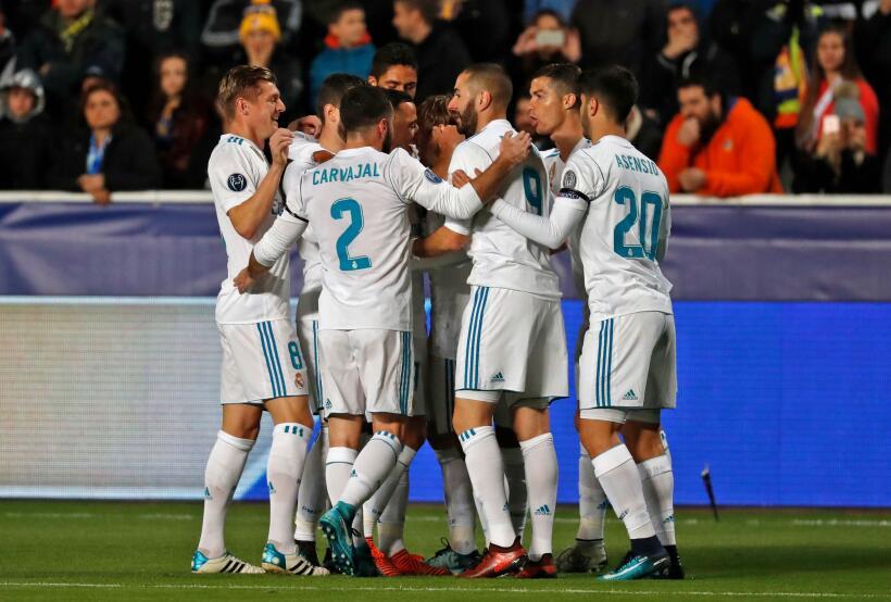 Real Madrid y CR7 golearon en la Champions y en los memes gettyimages-87...