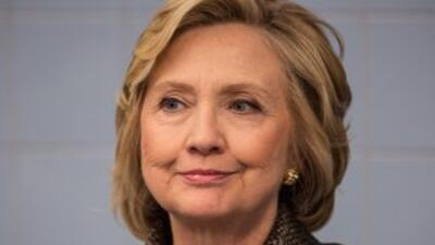 Se espera que Hillary Clinton anuncie su candidatura presidencial en las...