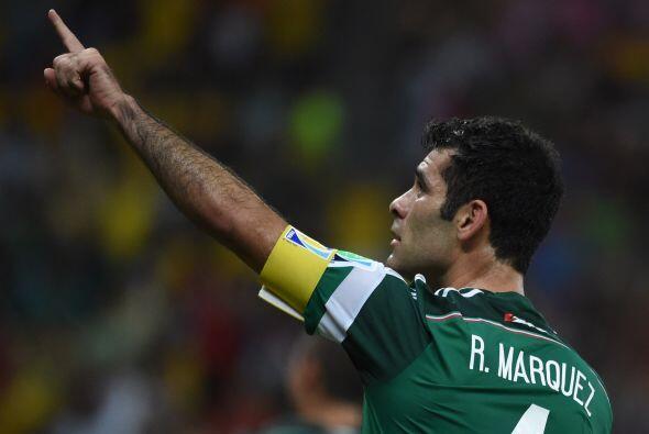 Rafael Márquez es sin duda uno de los mejores jugadores que México ha da...