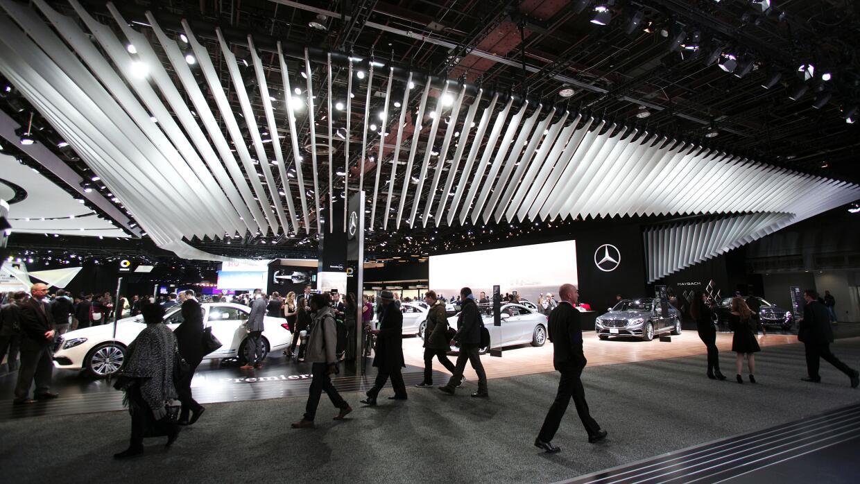Autos Show de Detroit 2013
