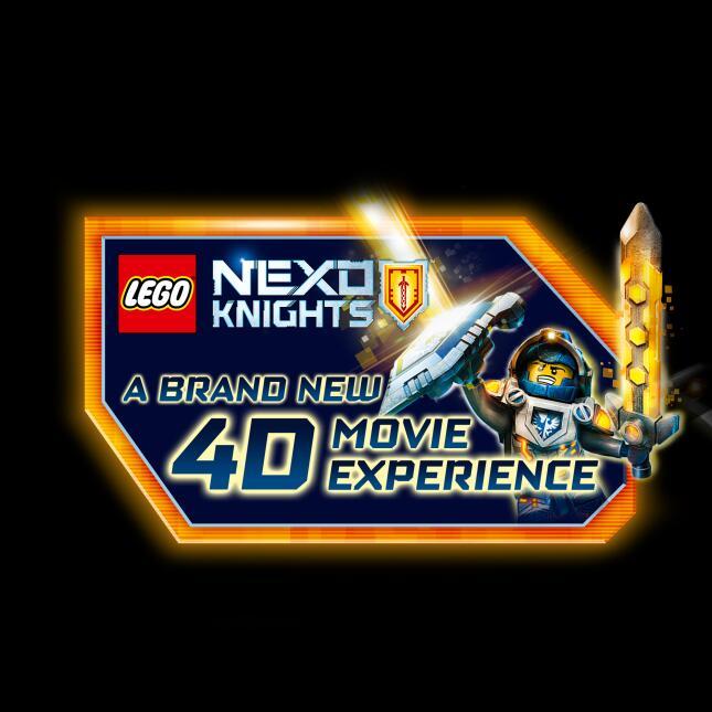 Lego Nexo Night