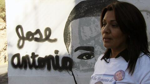 Aracely Rodríguez lleva casi cinco años luchando por justicia para su hijo.