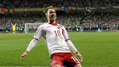 Irlanda vs. Dinamarca