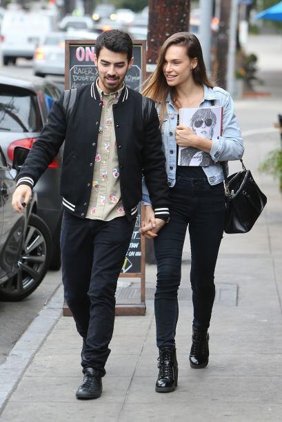 Joe Jonas y Blanca Eggenschwiler son una de las parejas más 'chic...